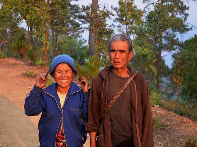 Faces of Burma tour