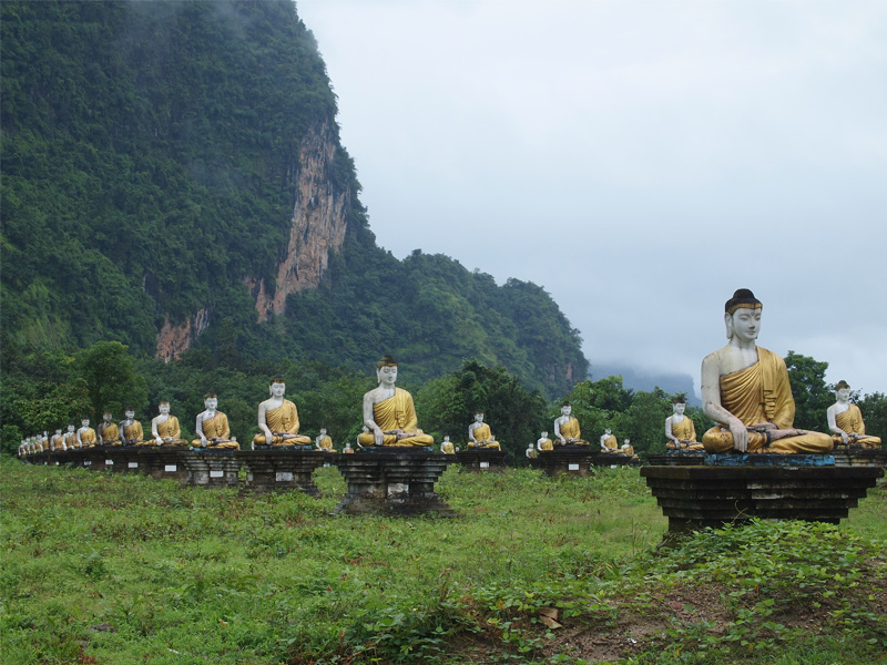 Visit Hpa An during your Burmese Adventure